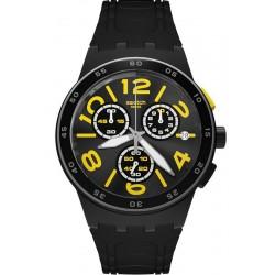 Kaufen Sie Swatch Unisexuhr Chrono Plastic Pneumatic SUSB412