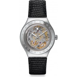 Kaufen Sie Swatch Herrenuhr Irony Automatic Body & Soul Leather YAS100D