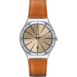 Swatch Herrenuhr Irony Big Classic Deep Hole YWS408C