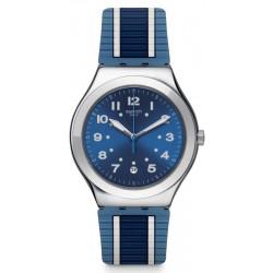 Kaufen Sie Swatch Herrenuhr Irony Big Classic Bluora YWS436