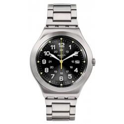 Kaufen Sie Swatch Herrenuhr Irony Big Classic Happy Joe Lime YWS439G
