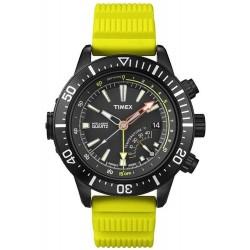 Kaufen Sie Timex Herrenuhr Intelligent Quartz Tiefenmesser T2N958