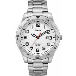 Kaufen Sie Timex Herrenuhr Classic Main Street TW2P61400 Quartz