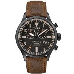 Kaufen Sie Timex Herrenuhr The Waterbury Chronograph Quartz TW2P64800