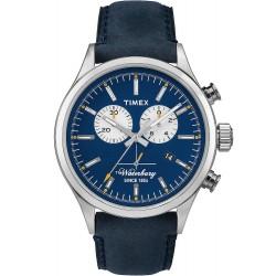 Kaufen Sie Timex Herrenuhr The Waterbury Chronograph Quartz TW2P75400