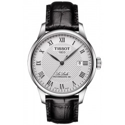 Tissot Herrenuhr T-Classic Le Locle Powermatic 80 T0064071603300