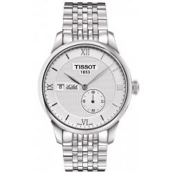 Tissot Herrenuhr Le Locle Automatic Petite Seconde T0064281103800
