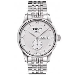 Tissot Herrenuhr Le Locle Automatic Petite Seconde T0064281103801