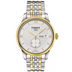 Tissot Herrenuhr Le Locle Automatic Petite Seconde T0064282203801
