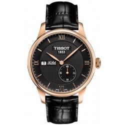 Tissot Herrenuhr Le Locle Automatic Petite Seconde T0064283605800
