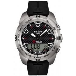 Tissot Herrenuhr T-Touch Expert Titanium T0134204720100