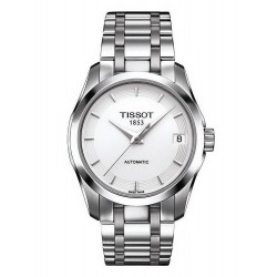 Kaufen Sie Tissot Damenuhr T-Classic Couturier Automatic T0352071101100