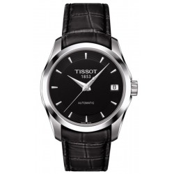 Kaufen Sie Tissot Damenuhr T-Classic Couturier Automatic T0352071605100