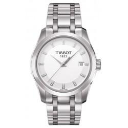 Kaufen Sie Tissot Damenuhr T-Classic Couturier Quartz T0352101101600