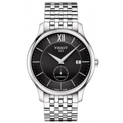 Tissot Herrenuhr Tradition Automatic Small Second T0634281105800