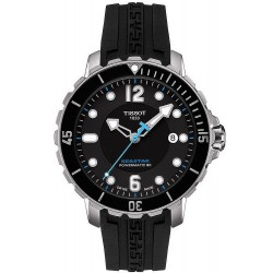 Tissot Herrenuhr Seastar 1000 Powermatic 80 T0664071705702