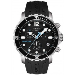 Tissot Herrenuhr Seastar 1000 Chronograph T0664171705700