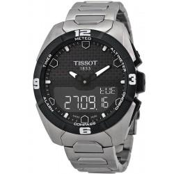 Tissot Herrenuhr T-Touch Expert Solar Titanium T0914204405100
