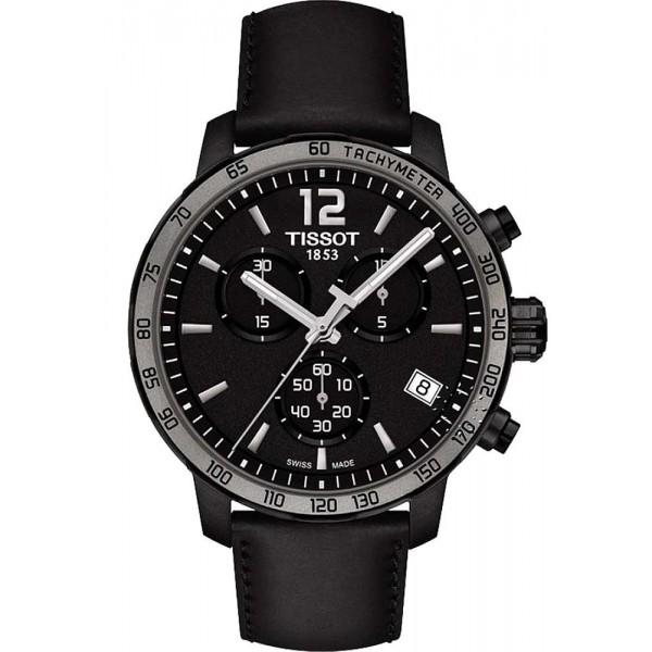 Kaufen Sie Tissot Herrenuhr T-Sport Quickster Chronograph T0954173605702