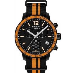 Tissot Herrenuhr T-Sport Quickster Nato Chronograph T0954173705700