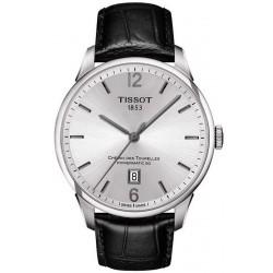Kaufen Sie Tissot Herrenuhr Chemin des Tourelles Powermatic 80 T0994071603700