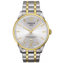 Tissot Herrenuhr Chemin Des Tourelles Powermatic 80 T0994072203700