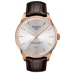Kaufen Sie Tissot Herrenuhr Chemin Des Tourelles Powermatic 80 T0994073603700